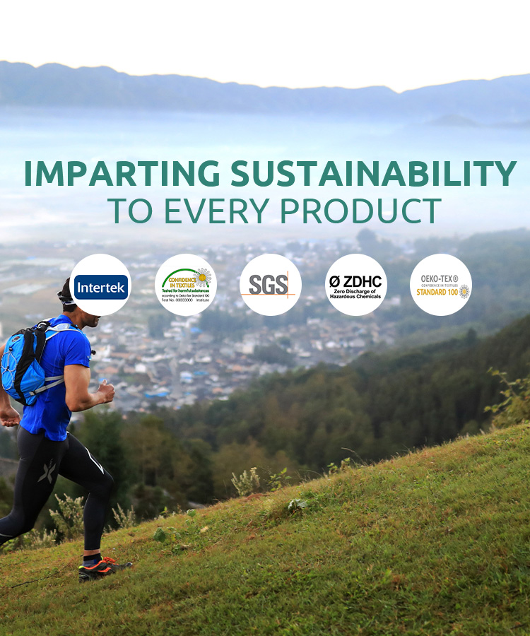 Imparting Sustainability  To Every Product